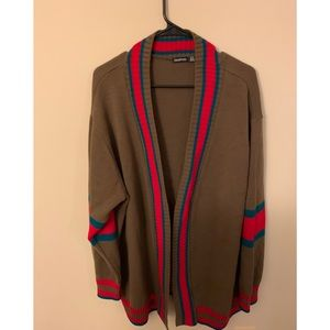 Oversized Cardigan// Sweater